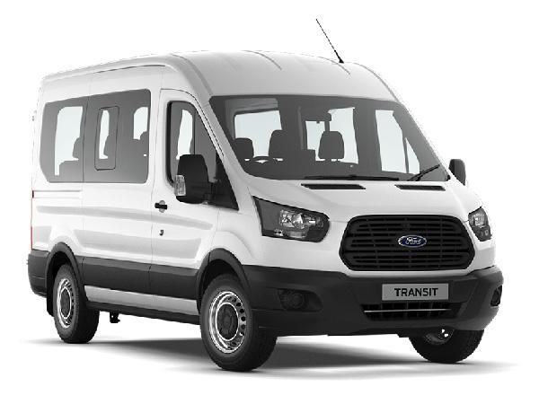 Ford Transit Glasgow Minibus Hire