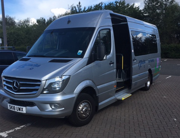 Mercedes Sprinter 16 Seater